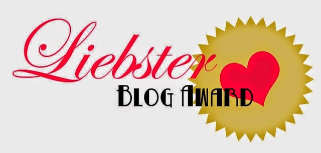 Награда The Liebster Blog Award 2015 от Виты
