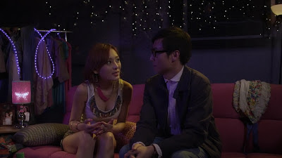 Jeana Ho and Justin Cheung in Due West: Our Sex Journey 2012 hongkong movie