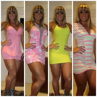 modelos de Vestidos Maria Gueixa