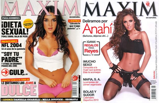 Dulce Maria vs Anahí