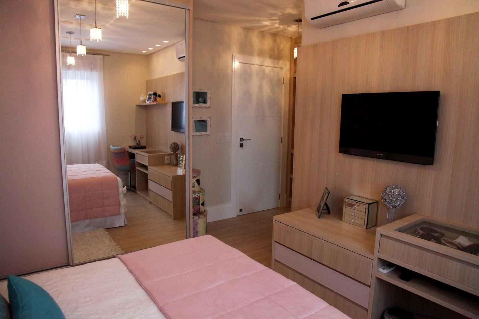 #8D613E  Palácio de 64m²: Apartamento Decorado Moderno e cheio de charme 1600x1066 píxeis em Apartamento Moderno Decorado