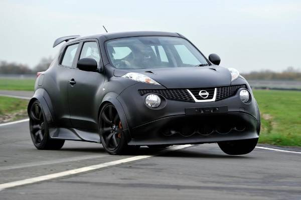The Original Juke R, Equipped With The 485 Hp Variant Of The Six Cylinder,  Was Able To Reach 257 Km/h And Accelerates From 0 To 100 Km/h In 3.7  Seconds.