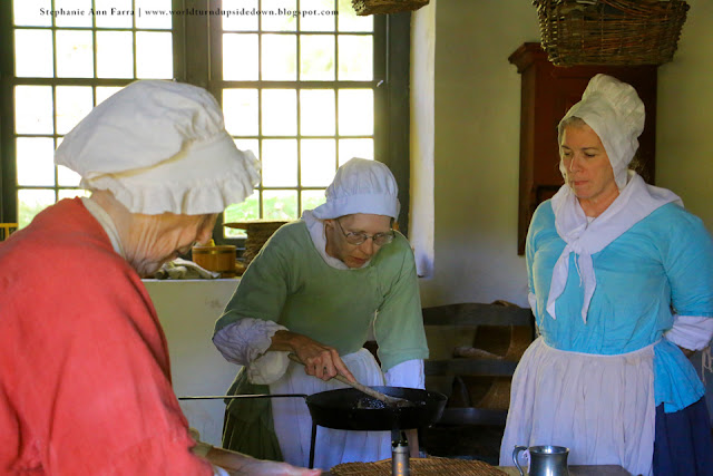 18th century cooking