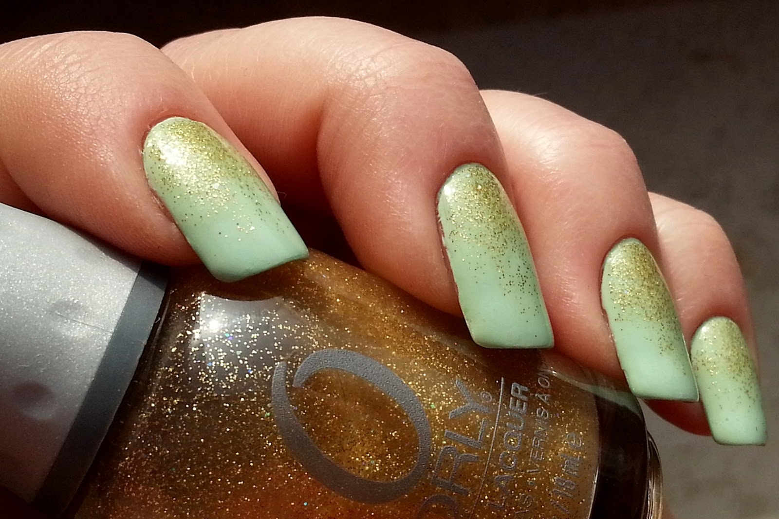 Mari\'s bunte Welt: Orly Prisma Gloss Collection 2009 PRISMA GLOSS GOLD