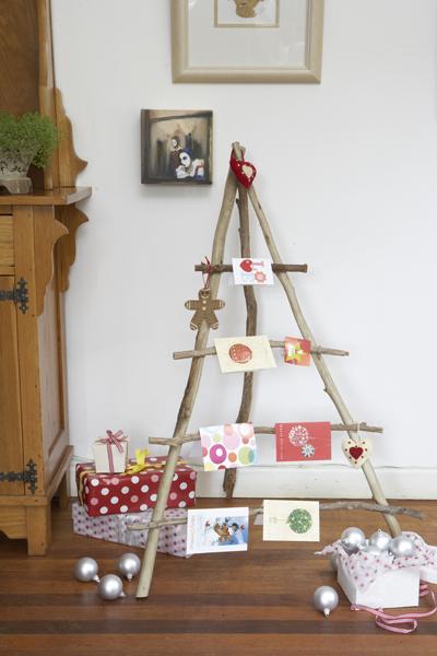In en om die huis  Kersfees Versiering Idees