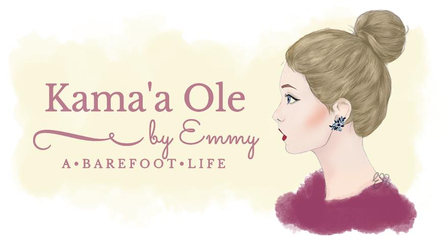 Kama'a 'ole: una vita a piedi scalzi.