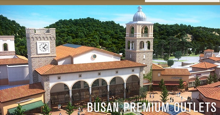 busan premium outlets grand opens