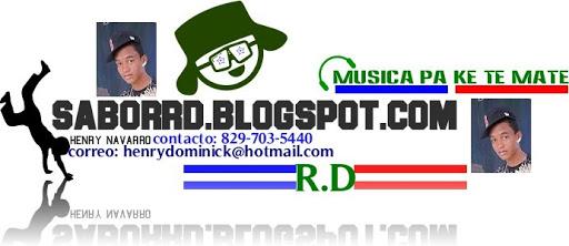 saborRD.COM (NOVOA) Henry Dominick