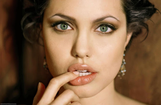 Angelina Jolie Photo Shoot Wallpapers