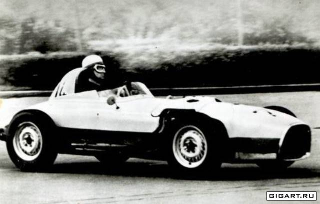 Sovyet spor araba - retro resimleri