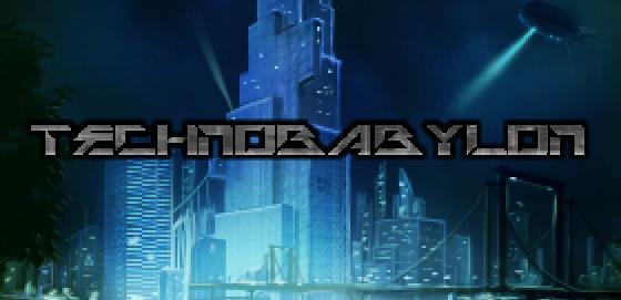 Technobabylon Download Game