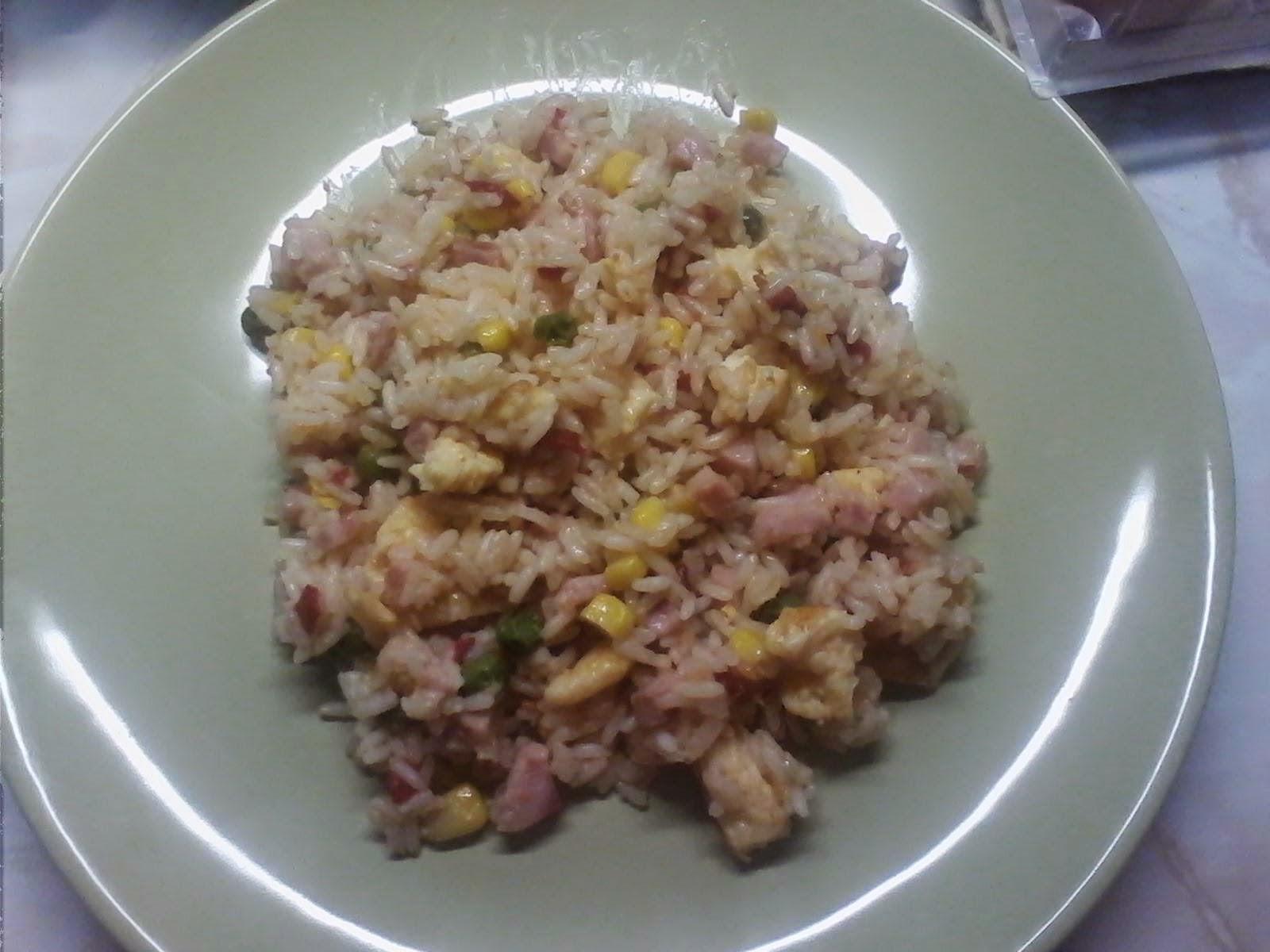 Las recetas de la cookermatic arroz 3 delicias for Cocinar arroz 3 delicias