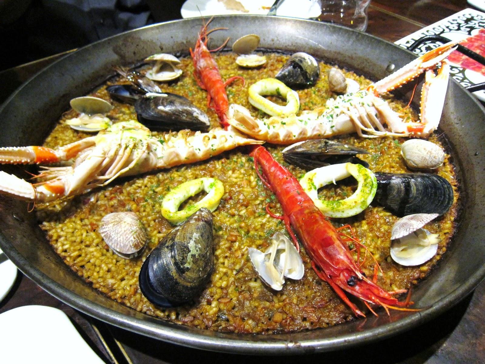 Catalunya Hong Kong - Paella Saturdays Brunch