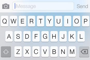 Cara Menggunakan Keyboard [iOS Basic Tips]