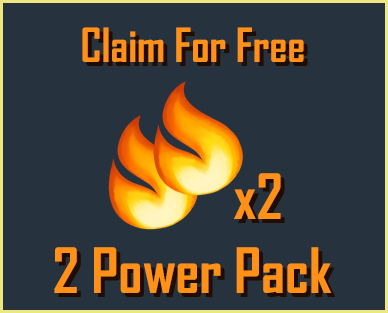 Farmville 2 Free Gift: 2 Packs of Power
