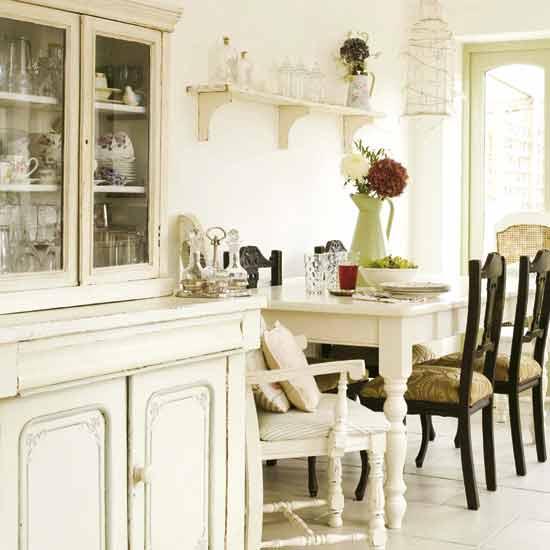 Vintage Dining Room Ideas vintage pearl: the inspiration - the vintage dining room