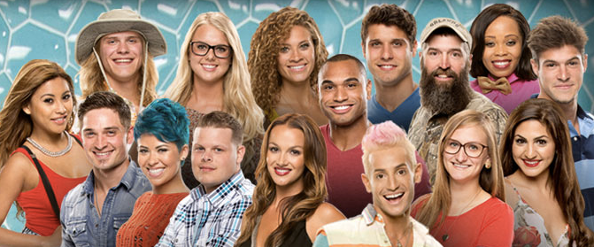 Big Brother 16 Cast Twitter Accounts List