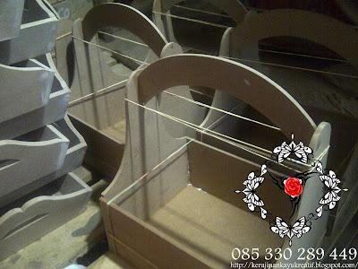 Souvenir Pernikahan Dari Kerajinan Kayu Triplek MDF Bisa Custom