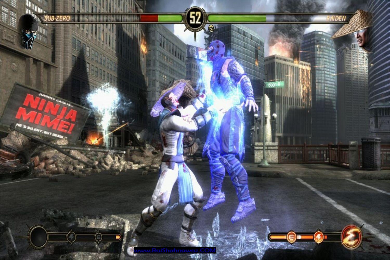 Download Mortal Kombat Complete Edition Game For PC ~ JB BLOG
