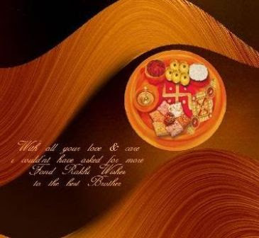2011 Rakhi eCards wallpapers