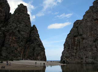 El Torrent de Pareis - Sa Calobra Mallorca