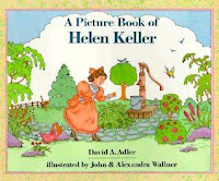 bookcover of PICTURE BOOK OF HELEN KELLER  (Picture Book Biography)   by David A. Adler