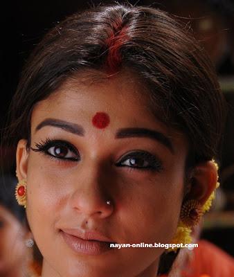 Nayanthara Sri Rama Rajyam stills