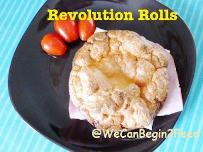 Low Carb Revolution Rolls
