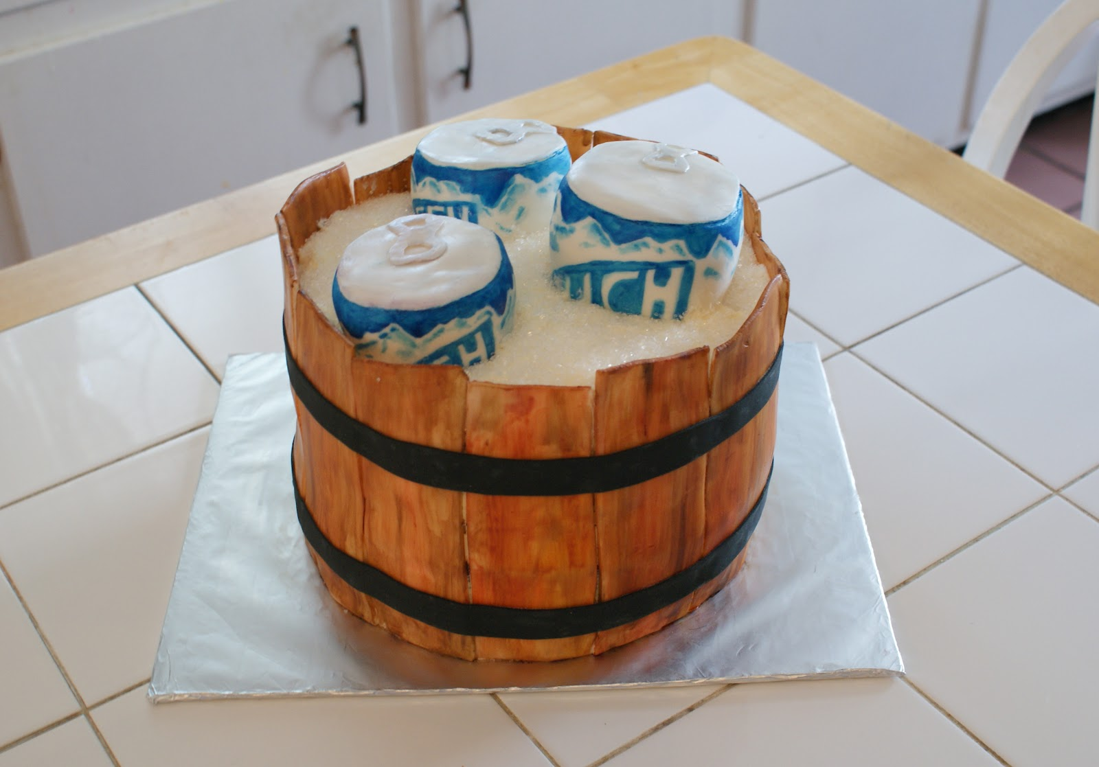 Cakes by Meg: Beer Cake