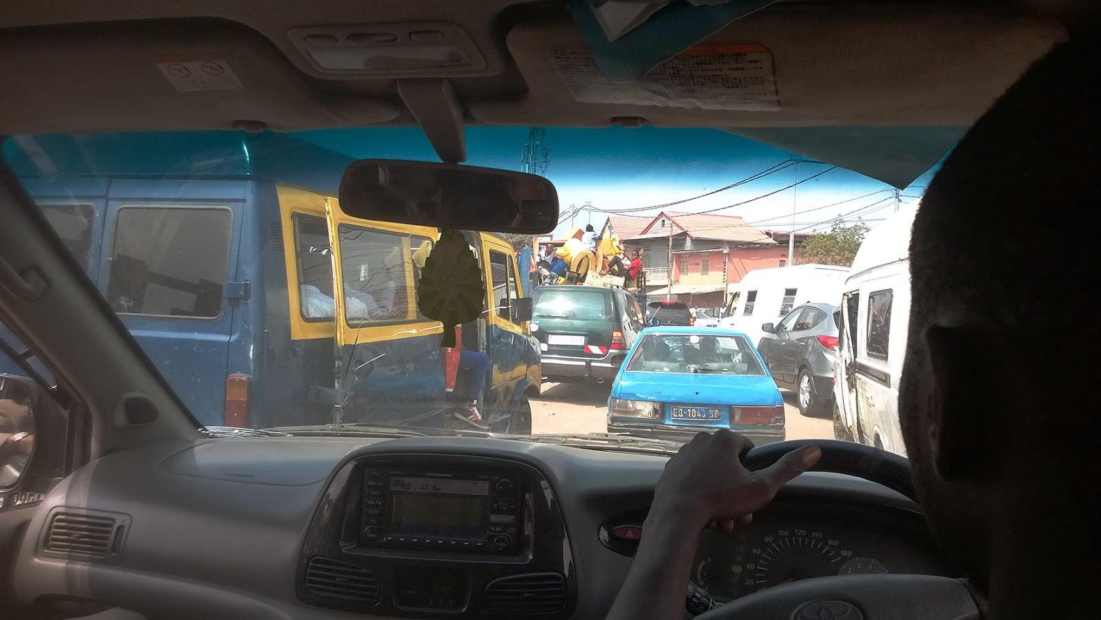 Menschwerdung in Kinshasa, Demokratische Republik Kongo