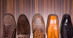 Jenis Sepatu yang Wajib Pria Miliki