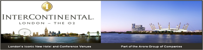 Vacancies: The InterContinental – London The 02