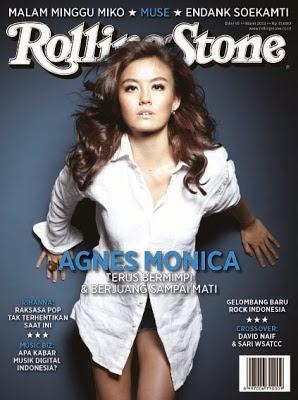 Profil dan Biografi Agnes Monica