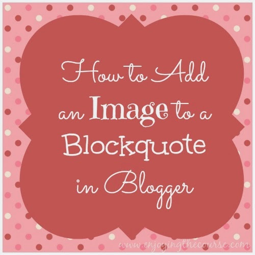 How to Add an Image to a Blockquote