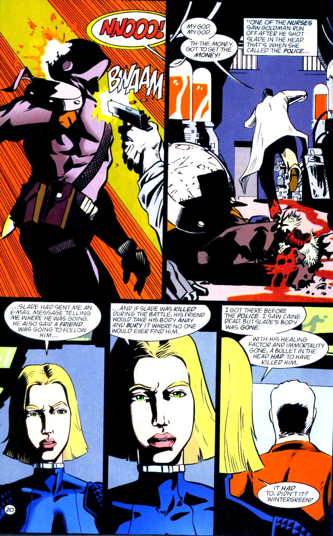 Deathstroke (1991) Issue #60 #65 - English 21