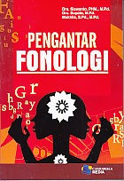 toko buku rahma: buku PENGANTAR FONOLOGI, pengarang siswanto, penerbit cakrawala media