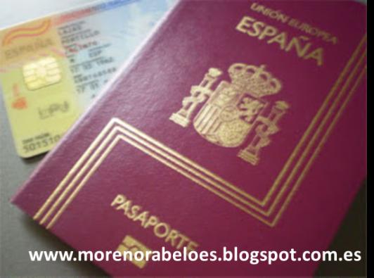 Presunción de Nacionalidad: español de origen.