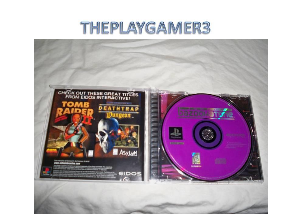THEPLAYGAMER3: Johnny Bazookatone