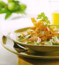 Lime And Tortilla Soup