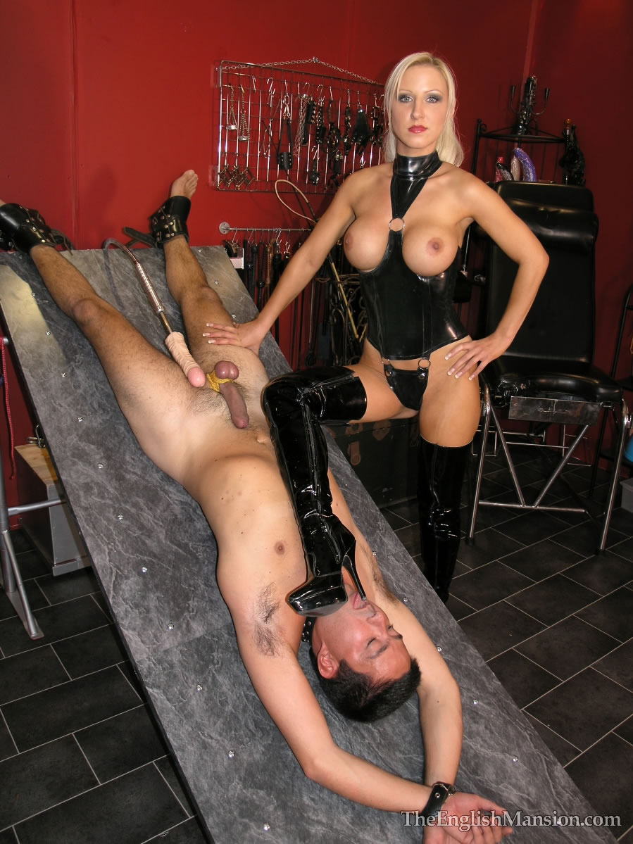 Free cock and ball torture pictures
