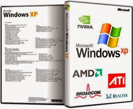 Windows XP SP3 Genuine Edition ISO Download Fullversion 2014