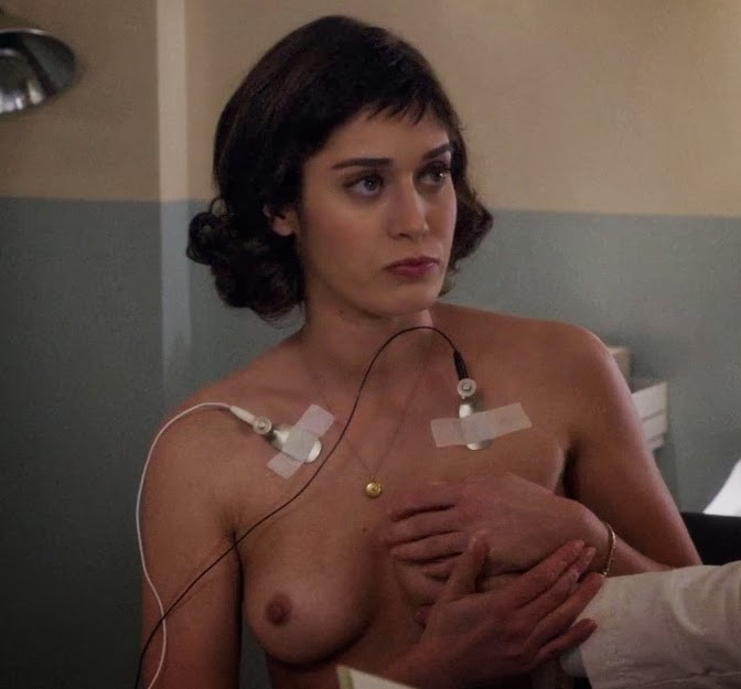 Lizzy Caplan Masters Of Se