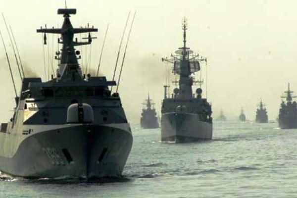 Armada Kapal Perang TNI-AL