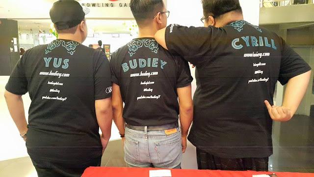 T-Shirt Eksklusif Budieyators