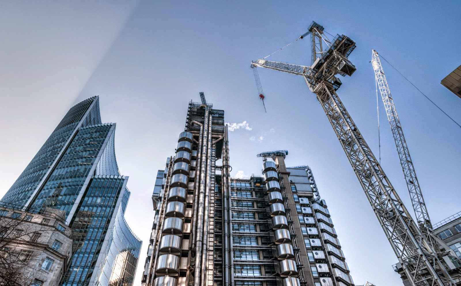 Bangunan Gedung bertingkat, Gedung bertingkat Tinggi, Usaha Konstruksi Gedung bertingkat
