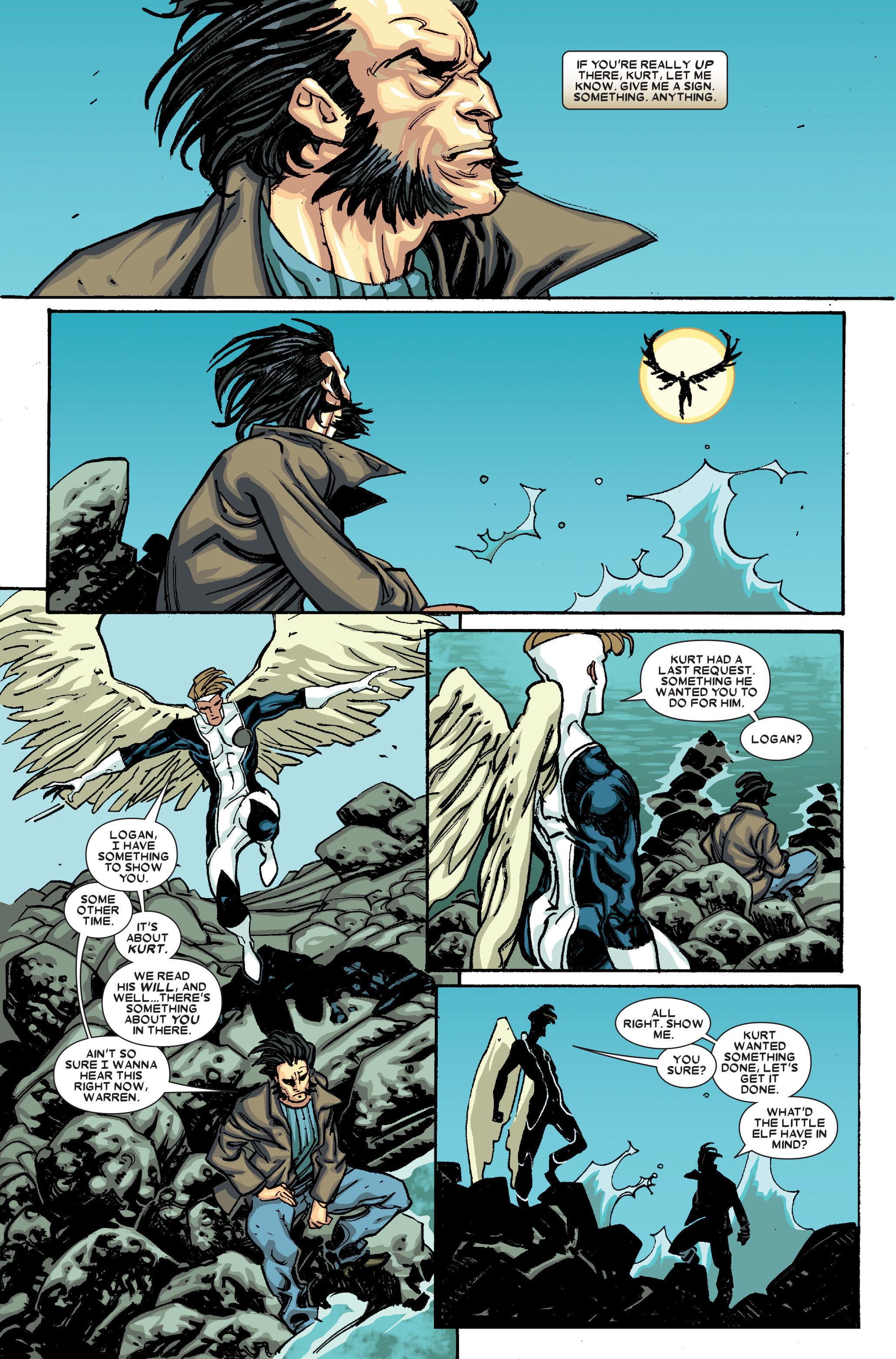 Wolverine: Weapon X #16 #16 - English 3