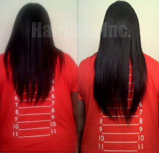 Castor Oil Hair Growth Before After
