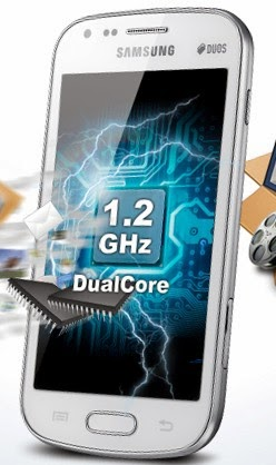 Samsung-galaxy-S-2-duos -1.2 -ghz