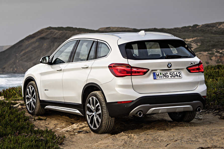 all new 2016 bmw x1 unveiled autoesque. Black Bedroom Furniture Sets. Home Design Ideas