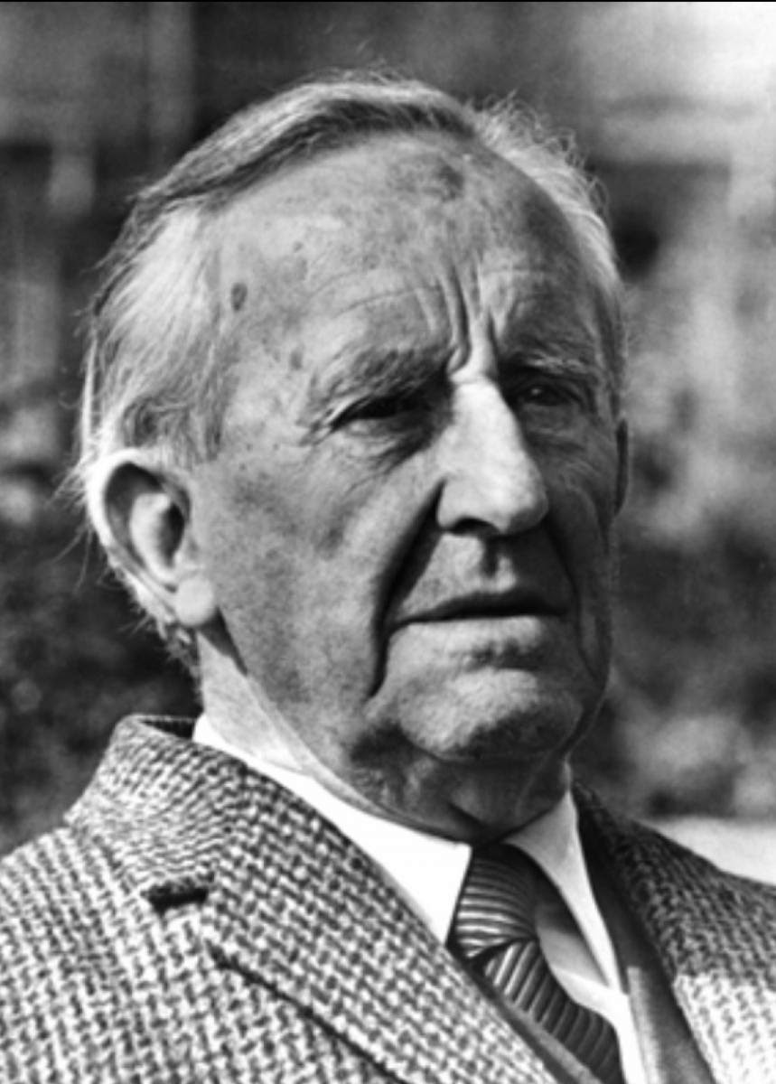 a biography of john ronald reuel tolkien John ronald reuel tolkien was born in south africa, the son of a bank manager of german origin, but educated at king edward vi's school, birmingham and exeter.